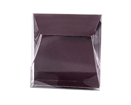 Pochette transparant L130xW50/H140mm fig