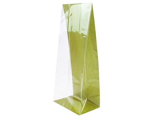 L-bag L137xW87/H325mm cardboard almond