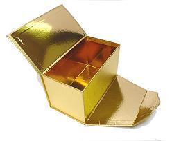 Ballotin de Luxe 250gram Gold