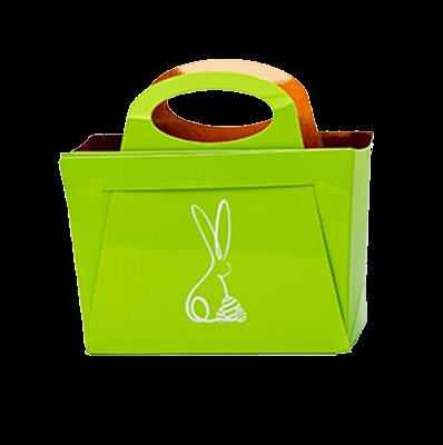 Boîte chocolat Dessin Pâques