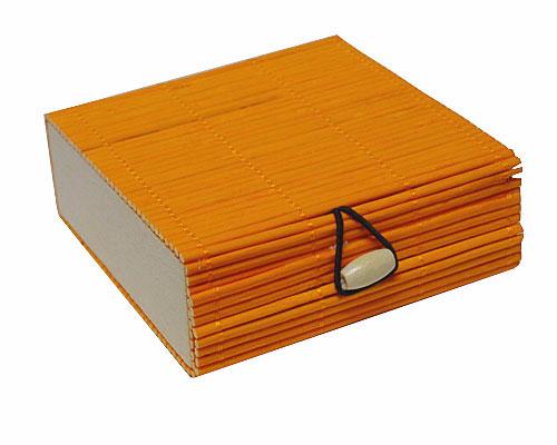 Bamboobox small orange