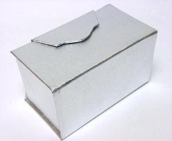 Ballotin de Luxe 375gram Silver