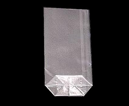 Sachet cristal sans soufflets