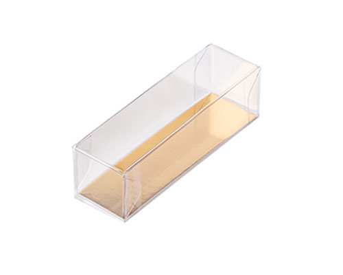 PVC L100xW30xH30mm transparant