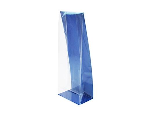 L-bag L117xW67/H305mm cardboard ocean blue