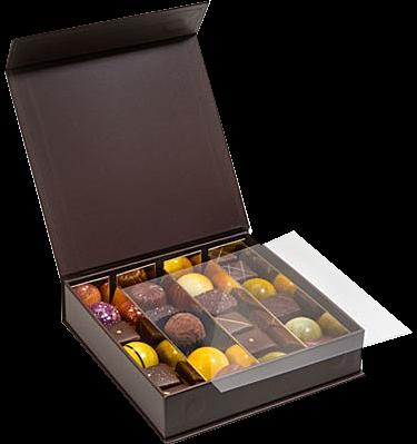 Boîte chocolat de Luxe