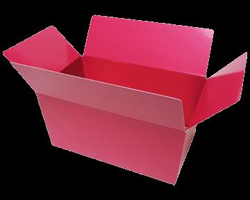 Boîte chocolat carton